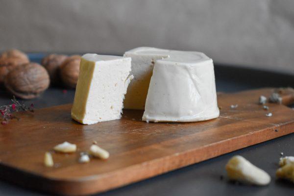 vegan cheese - naga morich