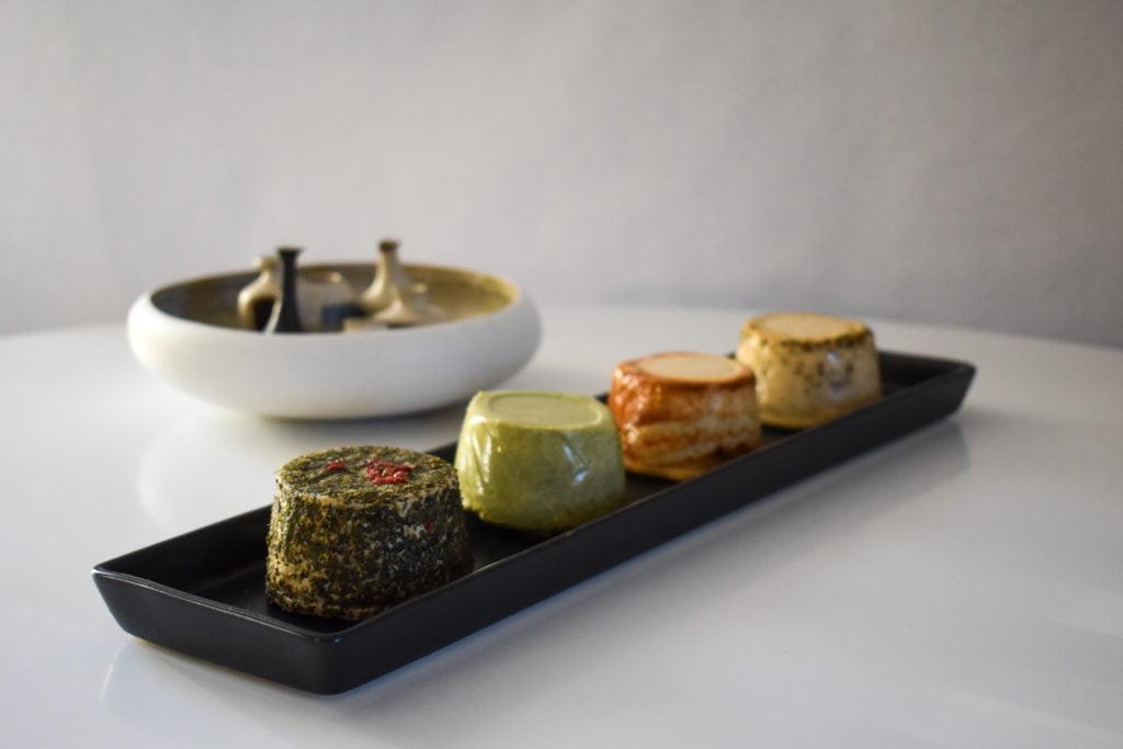 degustazione alternative formaggio vegani